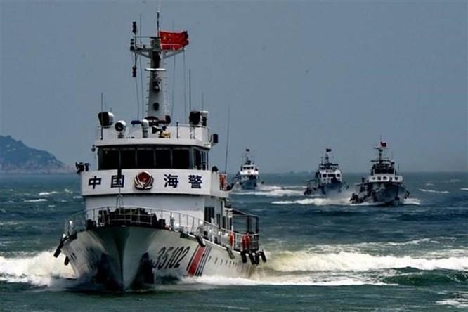 Truyền thông quốc tế bàn về Luật Cảnh sát vũ trang mới của Trung Quốc ảnh 3