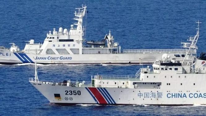 Truyền thông quốc tế bàn về Luật Cảnh sát vũ trang mới của Trung Quốc ảnh 1