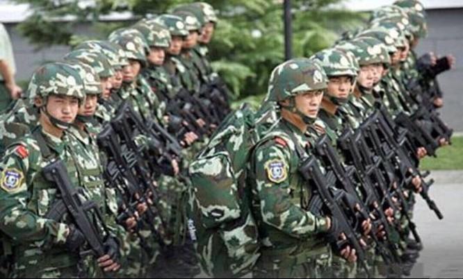 Truyền thông quốc tế bàn về Luật Cảnh sát vũ trang mới của Trung Quốc ảnh 2