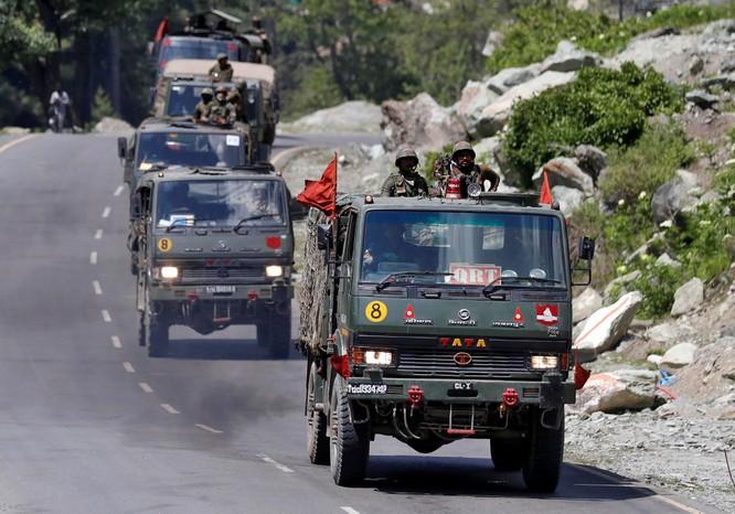Hai bên vừa đàm phán vừa tăng quân, biên giới Trung - Ấn cực kỳ căng thẳng ảnh 4