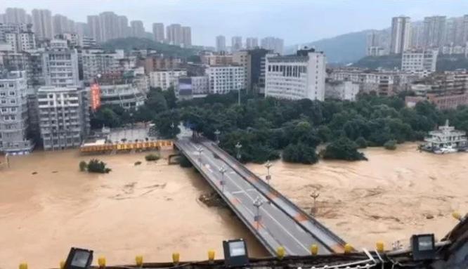 Chuyên gia cảnh báo nguy cơ đập Tam Hiệp bị vỡ, 600 triệu người Trung Quốc sẽ lâm nguy ảnh 1