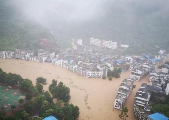 Chuyên gia cảnh báo nguy cơ đập Tam Hiệp bị vỡ, 600 triệu người Trung Quốc sẽ lâm nguy ảnh 2