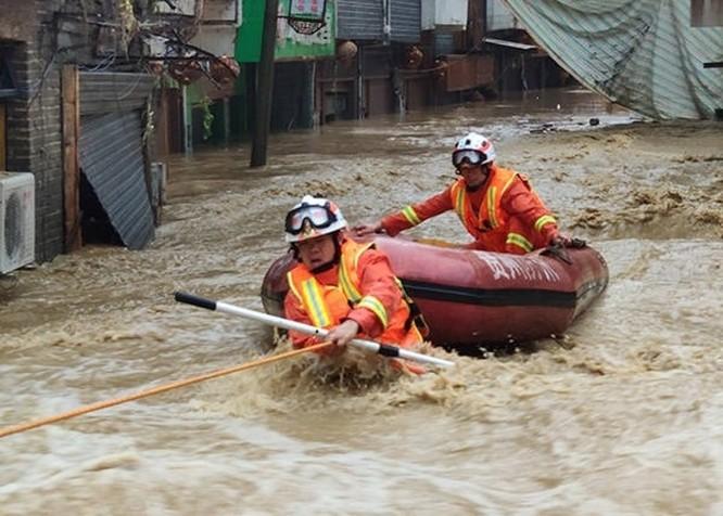 Chuyên gia cảnh báo nguy cơ đập Tam Hiệp bị vỡ, 600 triệu người Trung Quốc sẽ lâm nguy ảnh 3