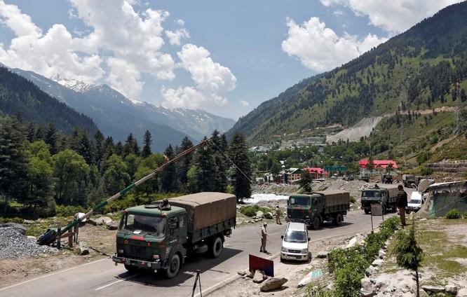 Biên giới Trung - Ấn ngày thêm căng thẳng, hai bên đang tiến gần hơn tới chiến tranh ảnh 4