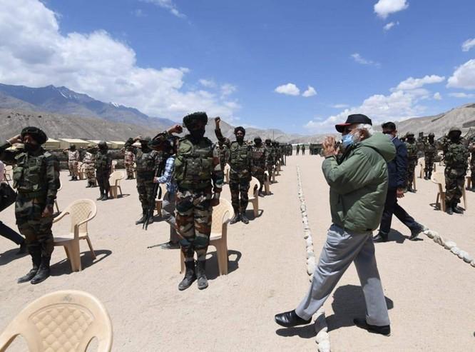 Lên án chủ nghĩa bành trướng, Thủ tướng Ấn Độ Modi gửi tín hiệu cứng rắn đến Trung Quốc ảnh 1