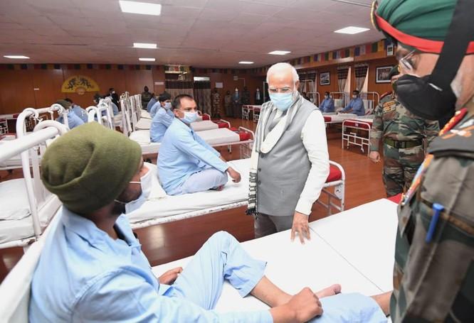 Lên án chủ nghĩa bành trướng, Thủ tướng Ấn Độ Modi gửi tín hiệu cứng rắn đến Trung Quốc ảnh 3