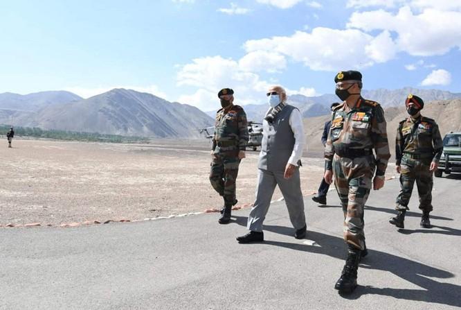 Lên án chủ nghĩa bành trướng, Thủ tướng Ấn Độ Modi gửi tín hiệu cứng rắn đến Trung Quốc ảnh 4