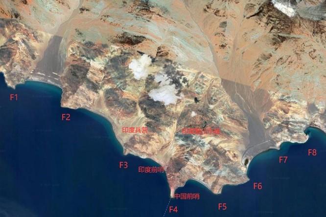 Nóng: Trung Quốc và Ấn Độ đã bắt đầu lui quân, nhưng khu vực hồ Pangong vẫn căng thẳng ảnh 4
