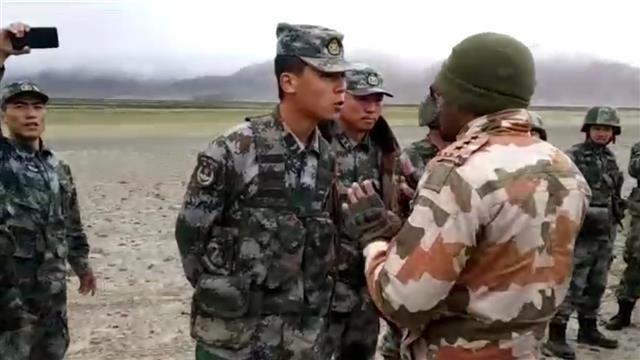 Căng thẳng ở biên giới Trung - Ấn hạ nhiệt, Trung Quốc xác nhận bắt đầu rút quân ảnh 1