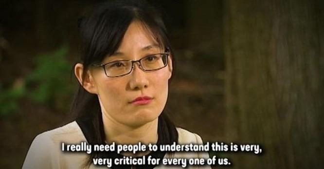 Rúng động vụ Tiến sĩ Diêm Lệ Mộng xuất hiện trên truyền thông Mỹ tố Trung Quốc che giấu sự thật ảnh 5