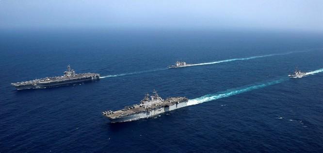 Ngoại trưởng Mỹ ra tuyên bố về Biển Đông, bác bỏ các yêu sách bất hợp pháp của Trung Quốc ảnh 3