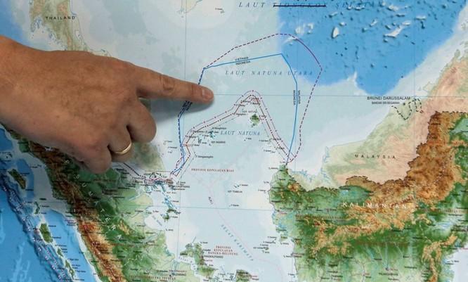 Ngoại trưởng Mỹ ra tuyên bố về Biển Đông, bác bỏ các yêu sách bất hợp pháp của Trung Quốc ảnh 2