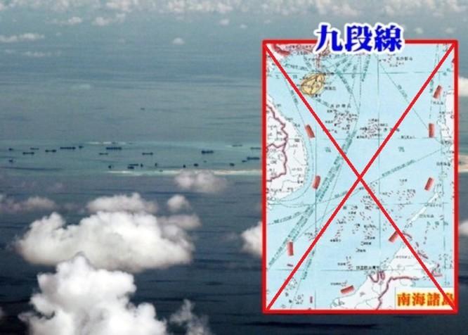 Ngoại trưởng Mỹ ra tuyên bố về Biển Đông, bác bỏ các yêu sách bất hợp pháp của Trung Quốc ảnh 1