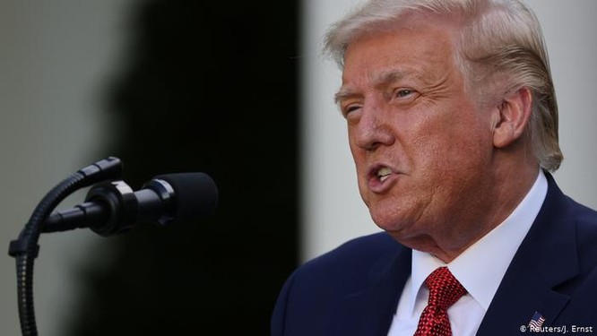 Tổng thống Trump kí Luật tự trị và bãi bỏ ưu đãi Hồng Kông, quan hệ Mỹ - Trung ngày càng tồi tệ ảnh 1