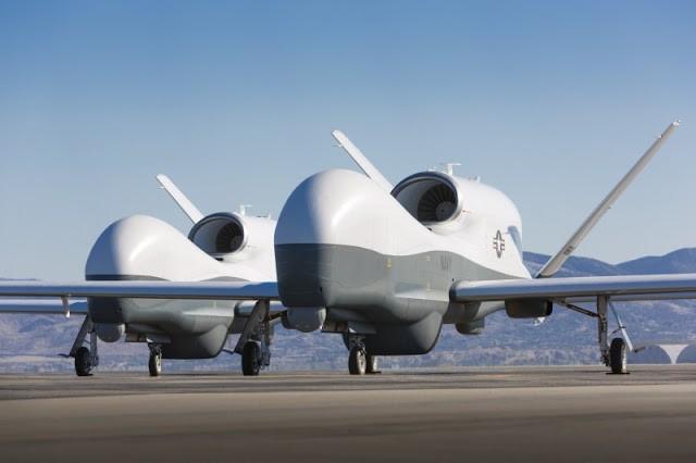 Những loại vũ khí, phương tiện mới trên không của Mỹ gây sửng sốt ảnh 2