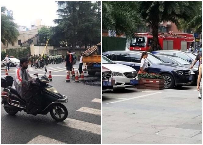 Trả đũa Mỹ, Trung Quốc tuyên bố đóng cửa và cho cảnh sát vũ trang bao vây Lãnh sự quán Mỹ ở Thành Đô ảnh 2