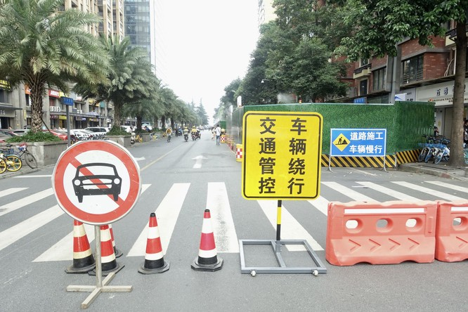 Trả đũa Mỹ, Trung Quốc tuyên bố đóng cửa và cho cảnh sát vũ trang bao vây Lãnh sự quán Mỹ ở Thành Đô ảnh 4