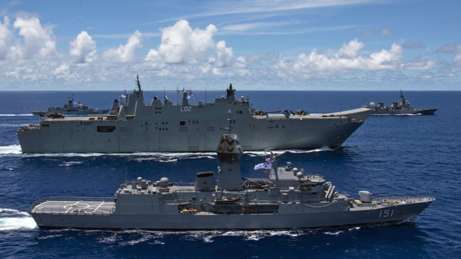 Xung quanh việc Australia tuyên bố bác bỏ yêu sách của Trung Quốc về Biển Đông ảnh 2