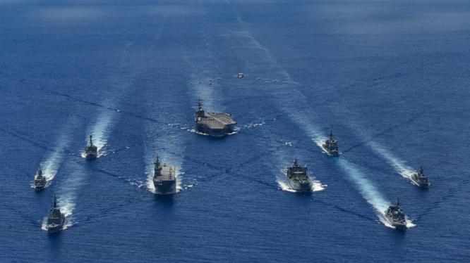 Xung quanh việc Australia tuyên bố bác bỏ yêu sách của Trung Quốc về Biển Đông ảnh 3