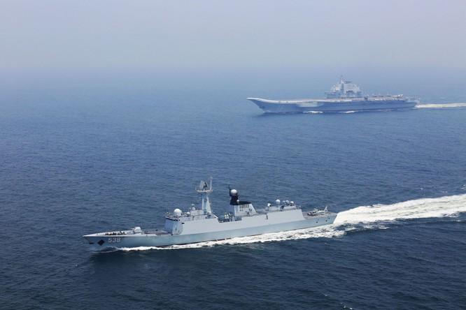 Liệu có phải hai nước Mỹ - Trung đang tiến dần đến một cuộc chiến tranh? ảnh 2