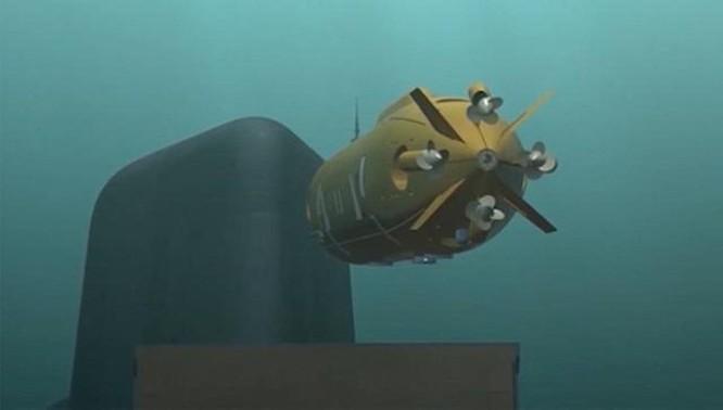 Nga thử nghiệm tàu ngầm mang siêu ngư lôi hạt nhân, Mỹ và phương Tây lo ngại ảnh 2