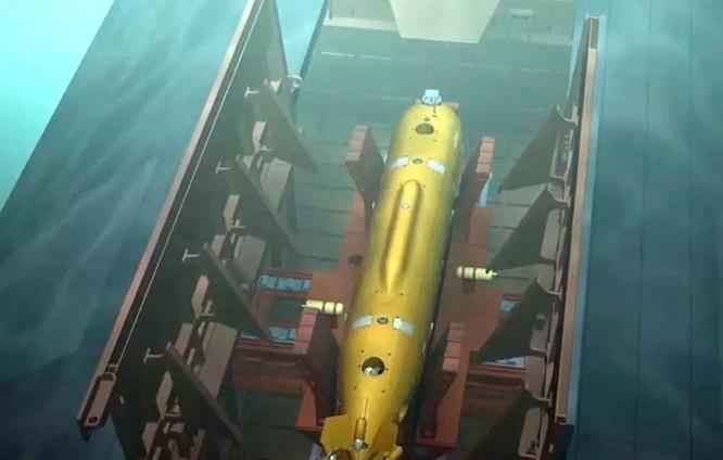 Nga thử nghiệm tàu ngầm mang siêu ngư lôi hạt nhân, Mỹ và phương Tây lo ngại ảnh 1