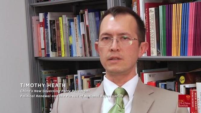 """Viện Hoover của Mỹ: Hợp tác nghiên cứu khoa học Mỹ - Trung đã """"giúp Trung Quốc mài gươm""""! ảnh 2"""