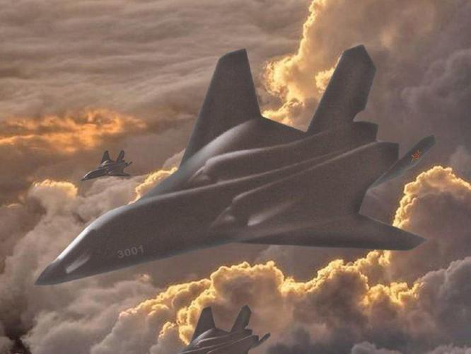 Báo Hoa ngữ: Trung Quốc, Mỹ chạy đua tranh giành quyền bá chủ trên không ảnh 2