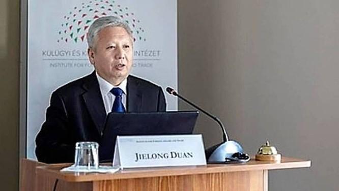 Trung Quốc cử người ứng cử chức thẩm phán Tòa án quốc tế về Luật biển, Mỹ kịch liệt phản đối ảnh 1