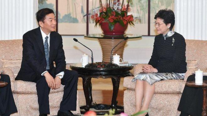 Xung quanh việc Bộ Tài chính Mỹ áp lệnh trừng phạt 11 quan chức Trung Quốc và Hồng Kông ảnh 1
