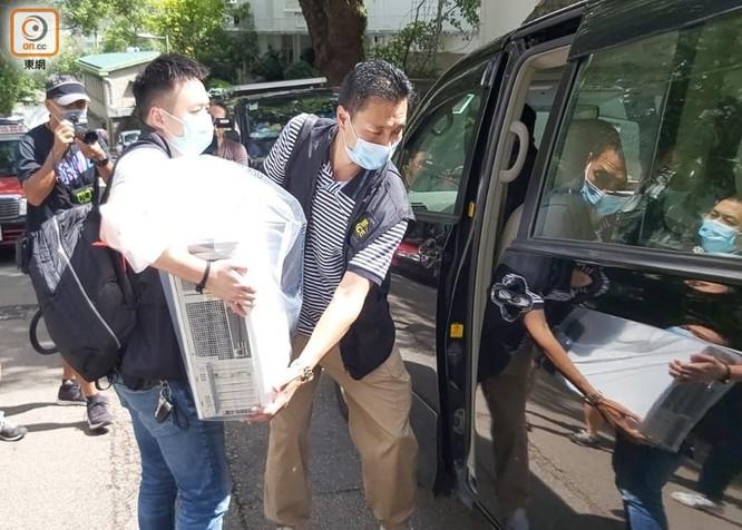 Trả đũa Mỹ, Trung Quốc trừng phạt 11 quan chức Hoa Kỳ và bắt 9 nhân vật đối lập Hồng Kông ảnh 4