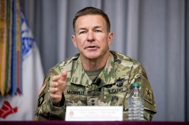 Mỹ sẽ thành lập lực lượng tác chiến liên hợp đa quân binh chủng để đối phó Trung Quốc ảnh 1