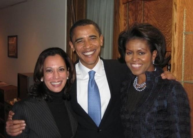 Ông Biden lựa chọn bà Kamala Harris đứng chung liên danh, TT Trump chê bai hết lời ảnh 5