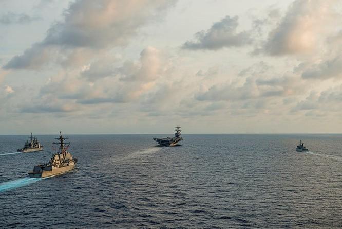 Ông Tập Cận Bình ra lệnh PLA: gặp quân đội Mỹ trên Biển Đông phải né tránh! ảnh 1
