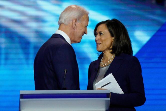 Ông Biden lựa chọn bà Kamala Harris đứng chung liên danh, TT Trump chê bai hết lời ảnh 3