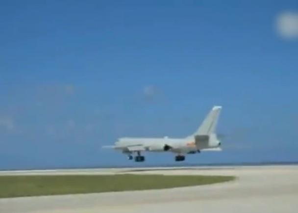 Lần đầu tiên đưa máy bay ném bom chiến lược H-6 tới Hoàng Sa, Trung Quốc có ý đồ gì? ảnh 2