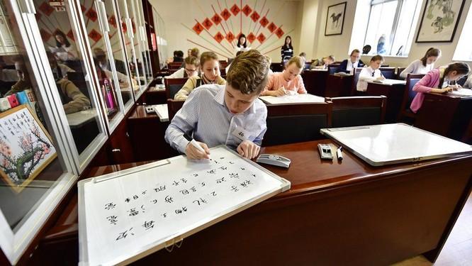 Mỹ coi Trung tâm quản lý Viện Khổng Tử là phái đoàn nước ngoài, quan hệ Mỹ - Trung xấu thêm ảnh 3