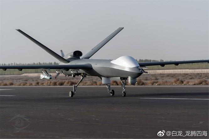 Máy bay không người lái quân sự – cuộc ganh đua quyết liệt giữa Trung Quốc và Mỹ ảnh 1