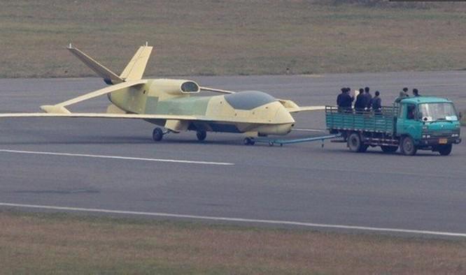 Máy bay không người lái quân sự – cuộc ganh đua quyết liệt giữa Trung Quốc và Mỹ ảnh 4