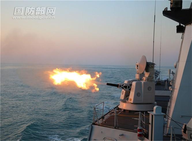 Giữa lúc Trung Quốc tập trận đe dọa Đài Loan, B-1B Mỹ áp sát ADIZ Trung Quốc ảnh 3