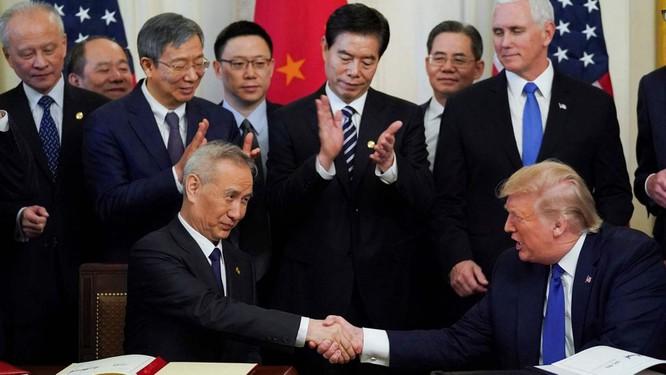 """Ông Donald Trump: """"Tôi không muốn nói chuyện với người Trung Quốc nữa!"""" ảnh 1"""
