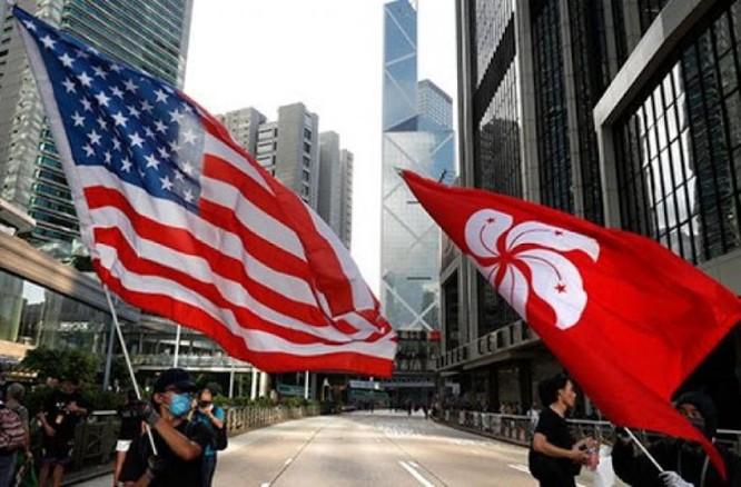 Mỹ tiếp tục ban hành thêm biện pháp trừng phạt Hồng Kông do Luật An ninh Quốc gia ảnh 1