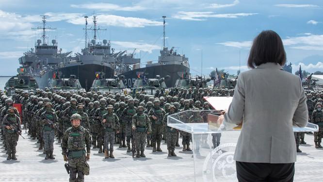 Liệu Mỹ có tiến hành chiến tranh với Trung Quốc vì Đài Loan? ảnh 2