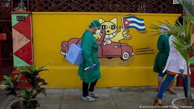 Cuba thận trọng trong việc sản xuất vaccine chống virus Corona chủng mới ảnh 1