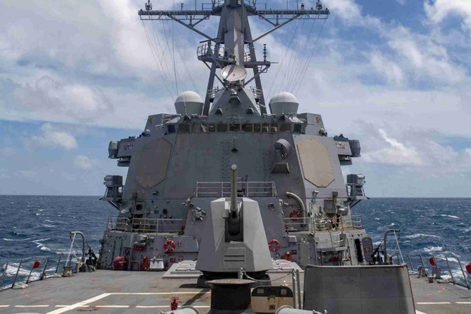 Liệu Mỹ có tiến hành chiến tranh với Trung Quốc vì Đài Loan? ảnh 4