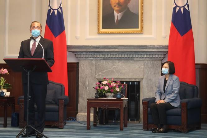 Liệu Mỹ có tiến hành chiến tranh với Trung Quốc vì Đài Loan? ảnh 1