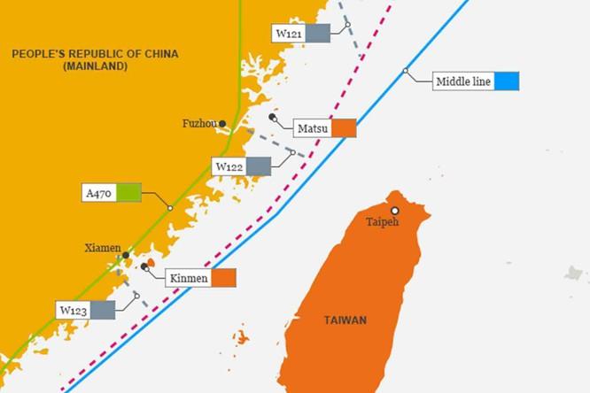 Liệu Mỹ có tiến hành chiến tranh với Trung Quốc vì Đài Loan? ảnh 3