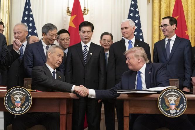 Tới đây Hiệp định thương mại Mỹ - Trung sẽ đi về đâu? ảnh 1