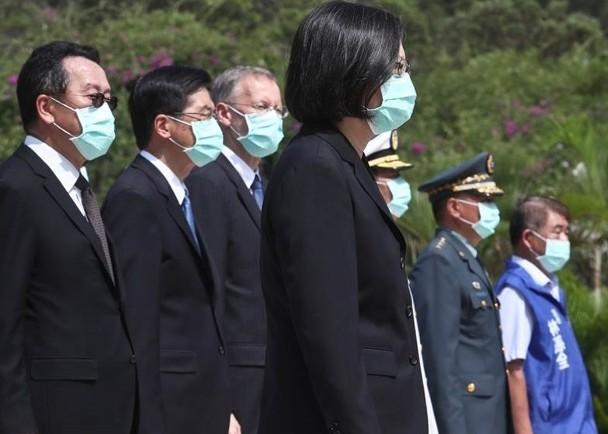 """Giữa lúc căng thẳng, Đài Loan tung phim về """"Pháo chiến Kim Môn"""", tuyên bố đánh đến người lính cuối ảnh 1"""