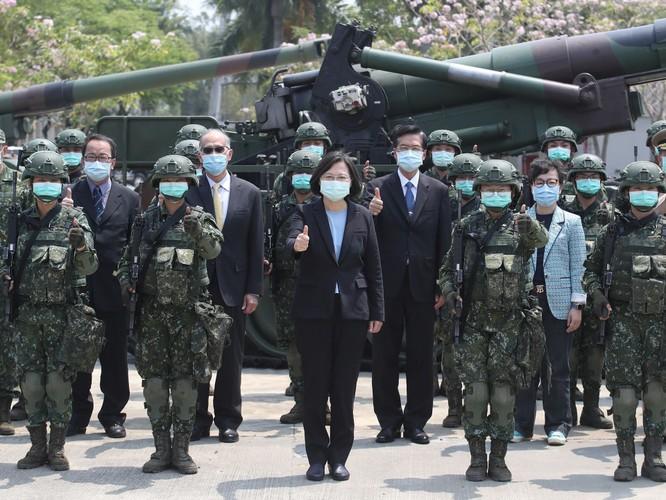 """Giữa lúc căng thẳng, Đài Loan tung phim về """"Pháo chiến Kim Môn"""", tuyên bố đánh đến người lính cuối ảnh 4"""